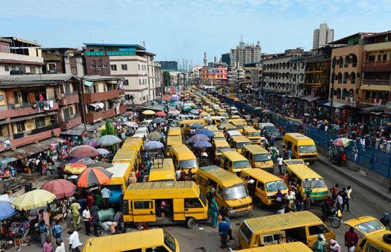 尼日利亚物流
